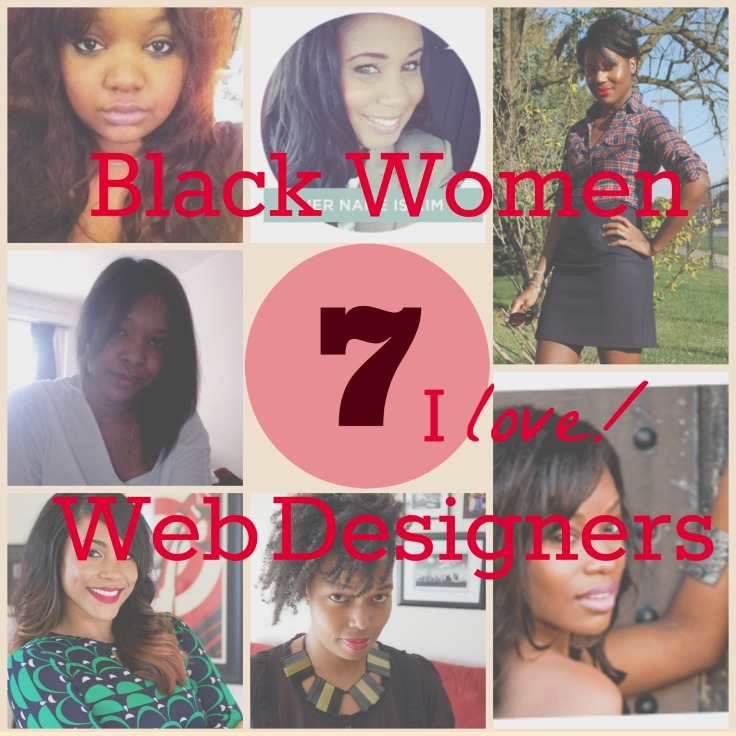 black women web designers