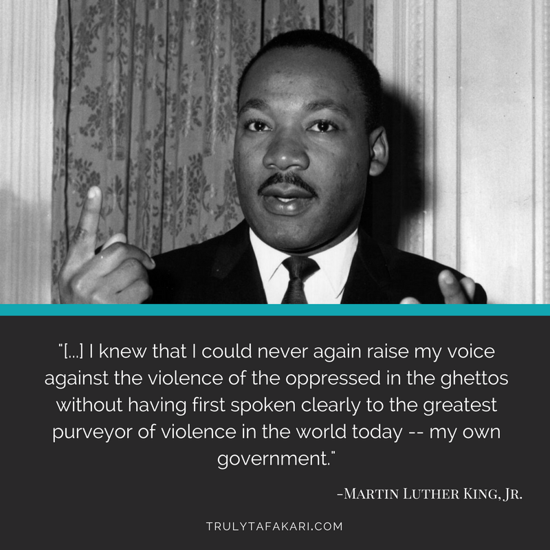 Image result for dr king quote america is the most purveyor of violence