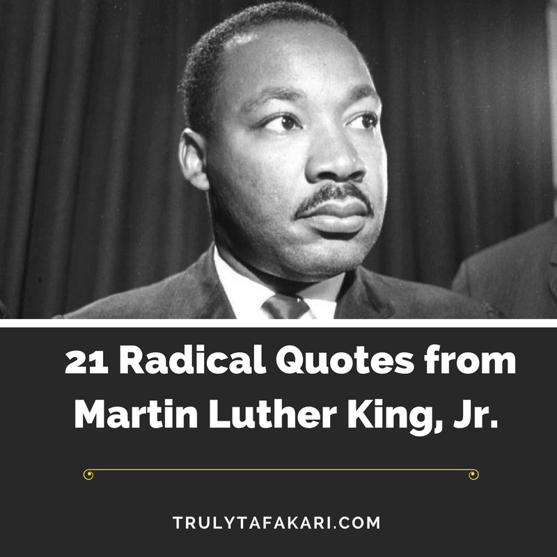 Famous Mlk Quotes: Dr. Martin Luther King, Jr