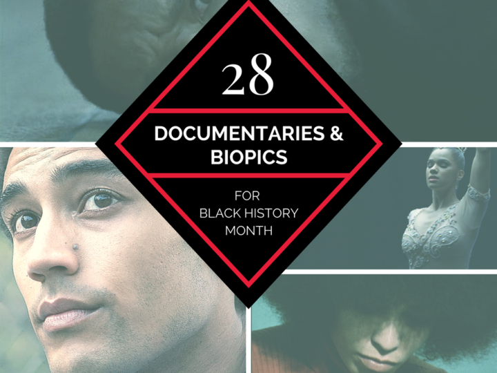 28 documentaries and biopics for black history month