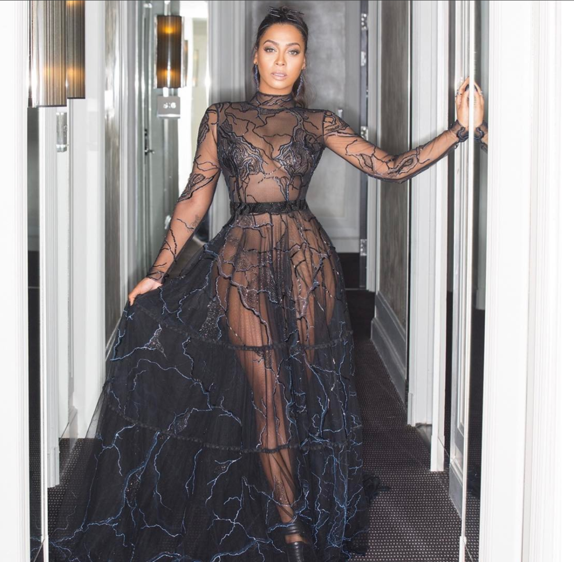 lala anthony met gala