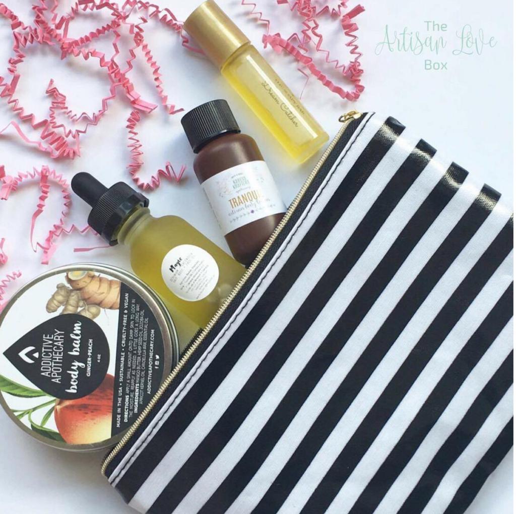 The Artisan Love Box