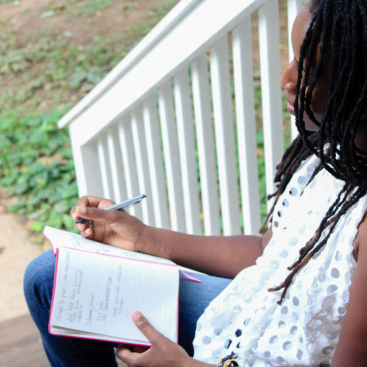 black women share journal